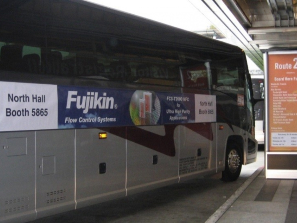 Marquees In Motion -Bus Side Advertising